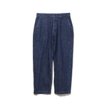 WORK PANTS / INDIGO (21A-NSA-PT-02)