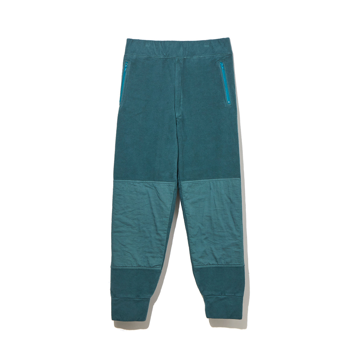 FLEECE PANTS / GREEN (21A-NSA-PT-06)