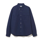 FISHING SHIRT / NAVY (21A-NSA-SH-01)