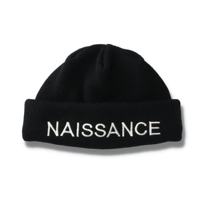 WATCH CAP / BLACK (21S-NSA-AC-04)