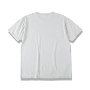 LOGO T-SHIRT / WHITE (21S-NSA-CS-03)