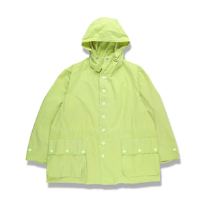 OVERDYED SWEDISH ARMY SNOW CAMO PARKA / YELLOW (21S-NSA-JK-05)