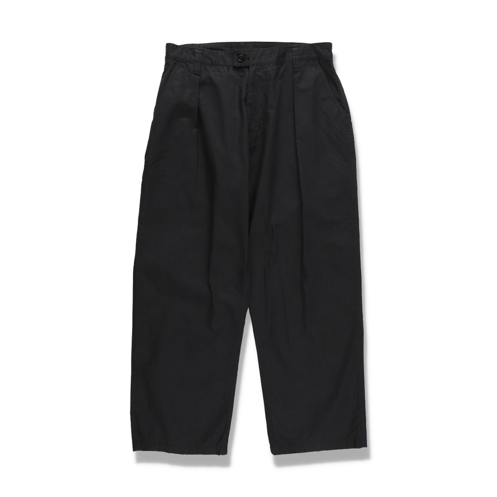 WORK PANTS / BLACK (21S-NSA-PT-04)