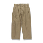 WORK PANTS / OLIVE (21S-NSA-PT-04)