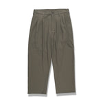 WIDE PANTS / CHARCOAL (21S-NSA-PT-05)