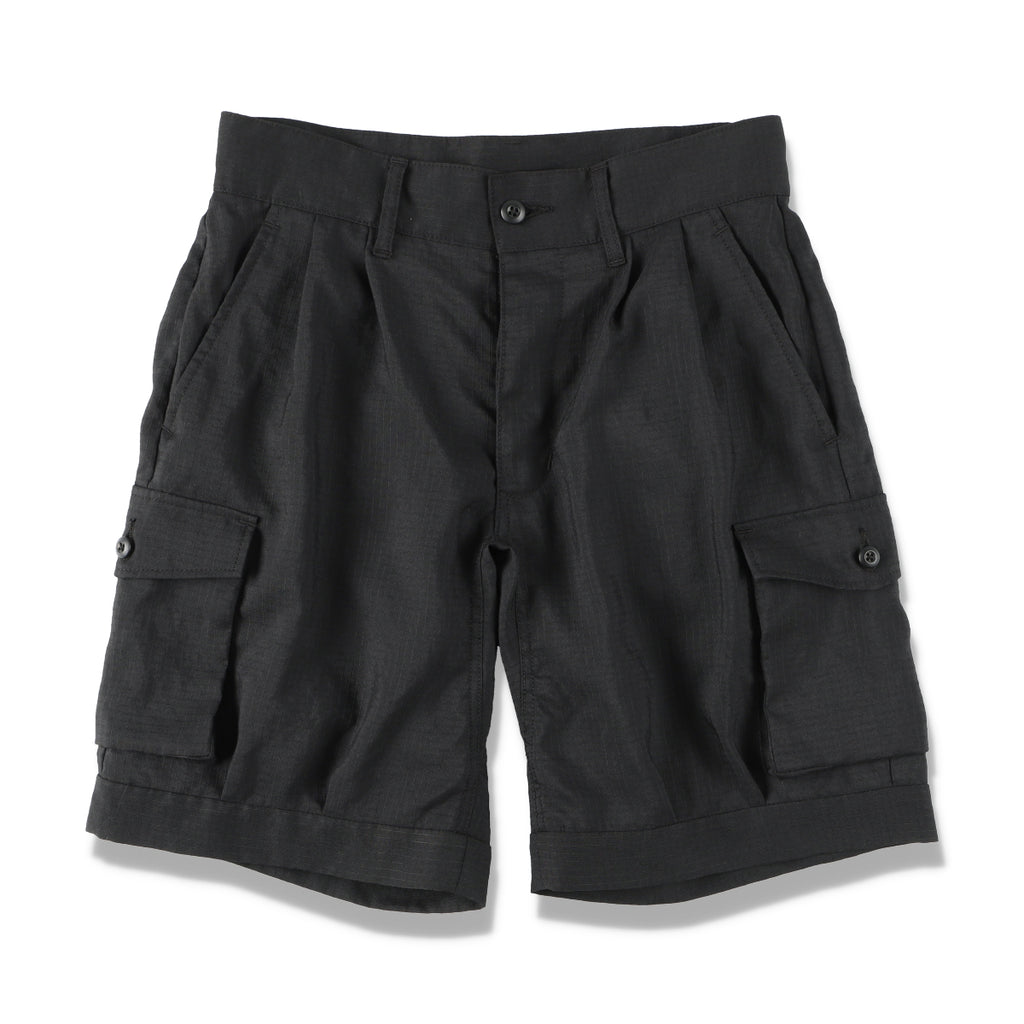 BUSH PANTS / BLACK (21S-NSA-PT-11)