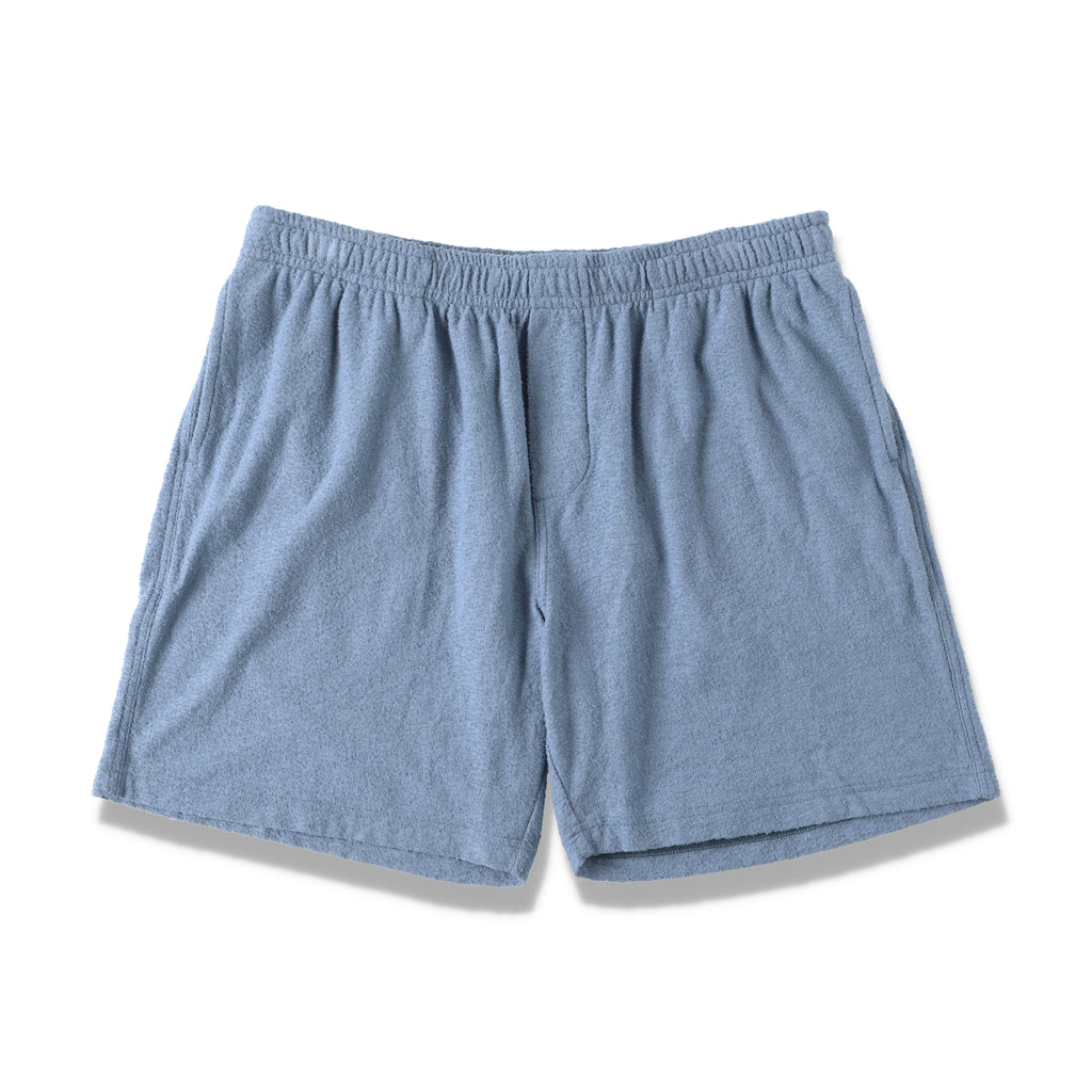 PILE SHORT PANTS / BLUE (21S-NSA-PT-12)