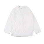 Judo Shirt Jacket / WHITE
