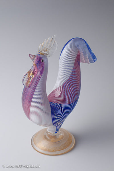 "Auriliano Toso - Dino Martens - ""Rooster""  1950"