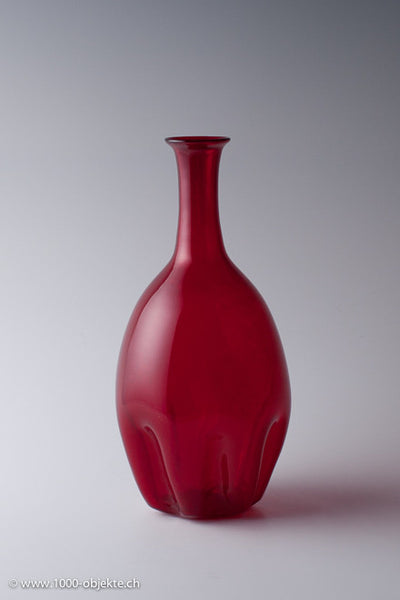Murano Vase Paolo Venini for VENINI & Co, ca. 1950, signed