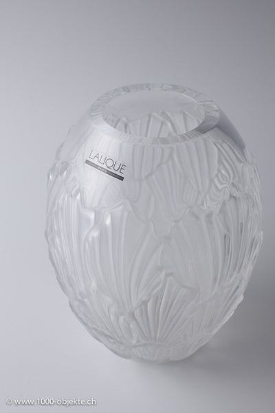 """Sandrift"" Vase by Lalique"