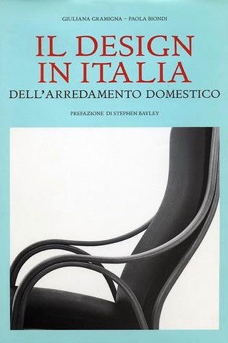 """Il Design in Italia"". Standardbook"
