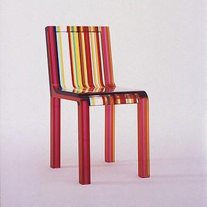 Rainbow Chair by Patrick Noguet for Cappellini 2000