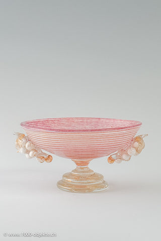 Important bowl by Barovier & Toso, 1930
