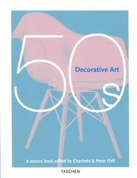 "3 books ""Decorative Art"" 50's, 60's, 70's"
