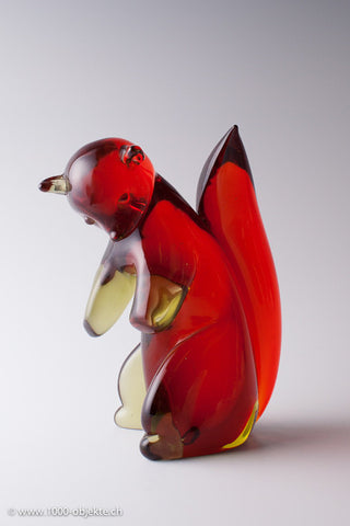 """Animal"" by Flavio Poli for Seguso 1955"