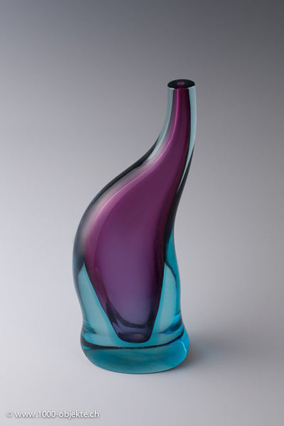 Antonio Da Ros for Cenedese. Unique studio-glass 1965