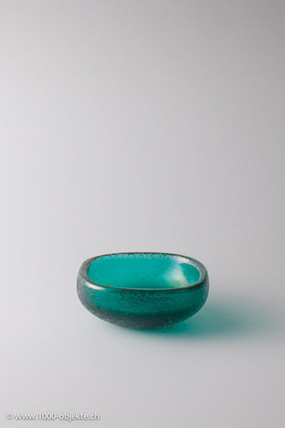 "Carlo Scarpa for Venini. ""Corroso bowl"" 1930."