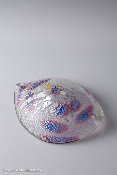 "Murano ""Clam Shell"" by Giulio Radi for A.ve.M"