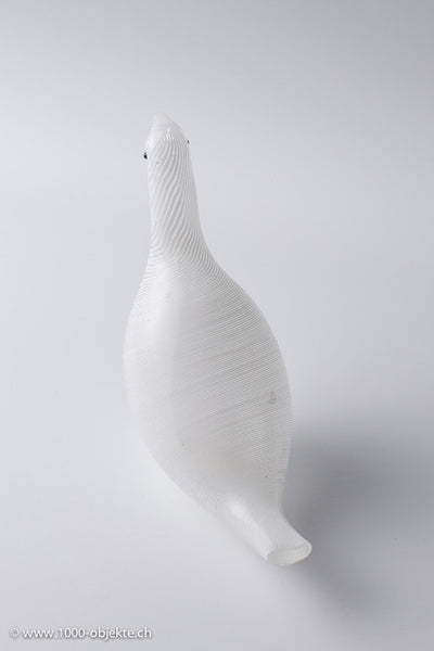 Bird Figurine by Fulvio Bianconi for Venini 1955