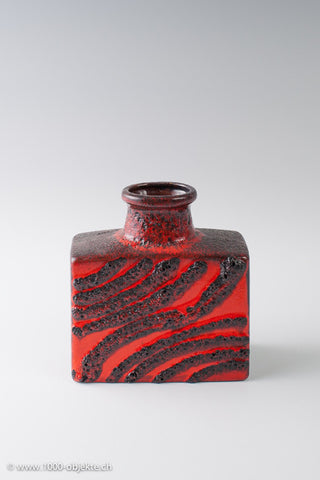70's Ceramic vase from Scheuerich.