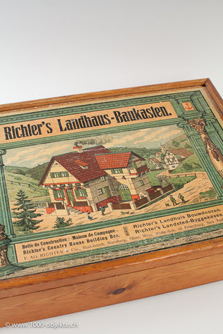 2 Richters country house construction kits