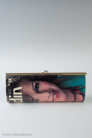 70s clutch bag for Ricma Italy.