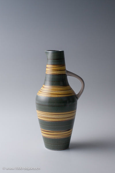 Pitcher Vase in ceramic, 1950-60.