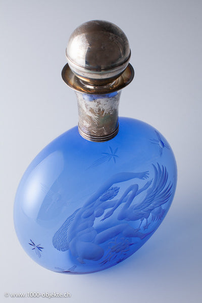 Bottle 'Leda and the swan' by Guido Balsamo Stella for S.A.L.I.R.