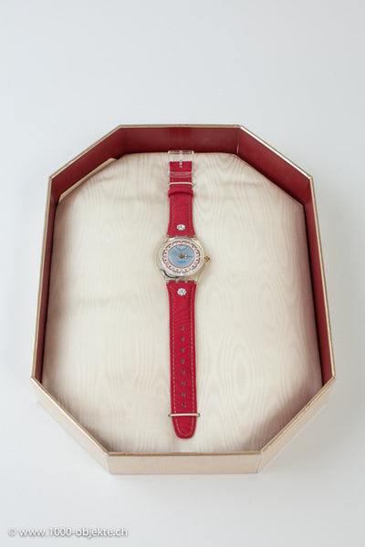 Swatch. Limited Edition 1993 Christmas Special.