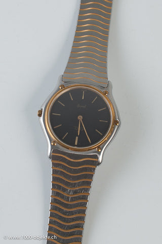 Ebel Quarz-Watch 1990.