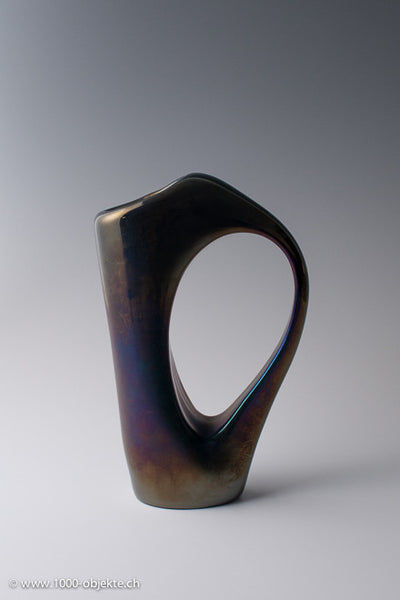 """Anse volante"" Vase by Giorgio Ferro for A.Ve.M."