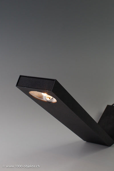 Design Sculptur-Lamp by Teo Jacob, Switzerland