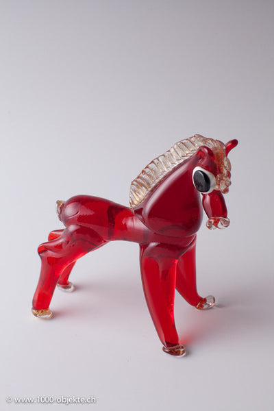 Murano horse, vintage