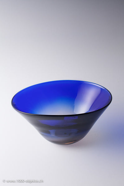 """Bowl"" by Venini 1956, signed"