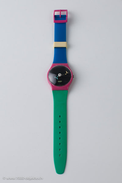 Swatch Gz129 Crystal Surprise.  Limited Edition