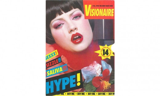 "Visionaire 14: ""Hype"""