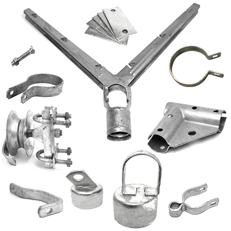 Chain Link Fittings and Parts