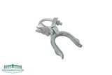 Fork Latch Galvanized Malleable Steel - FenceSupplyCo.com