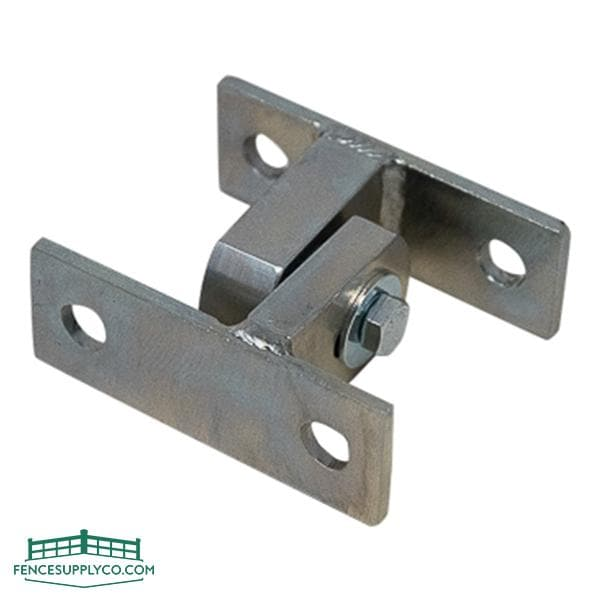 SHUT IT CI3750 Baby Bad Ass Bolt-On Hinge (sold per piece) - FenceSupplyCo.com