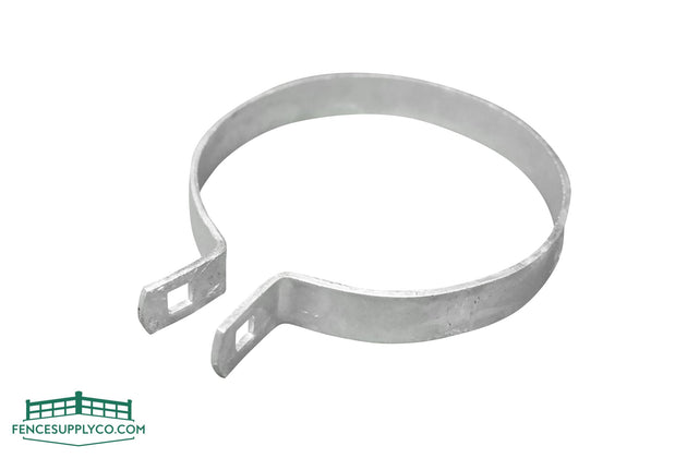 Brace Band Galvanized - FenceSupplyCo.com