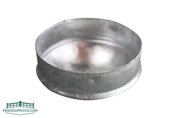 Post Cap For Round Chain Link Pipe Get Dome Cap W Free