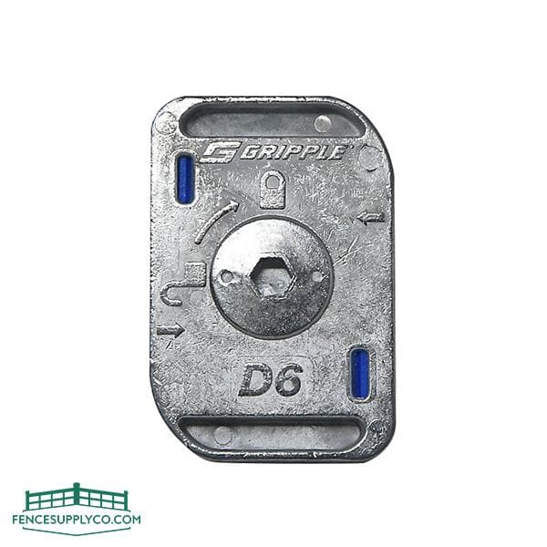Gripple D6 Dynamic Lockable Fastener (1/4inch) - FenceSupplyCo.com