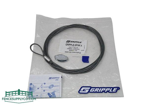 "Gripple GPAK-4 (5/32"" Cable Diameter) - FenceSupplyCo.com"