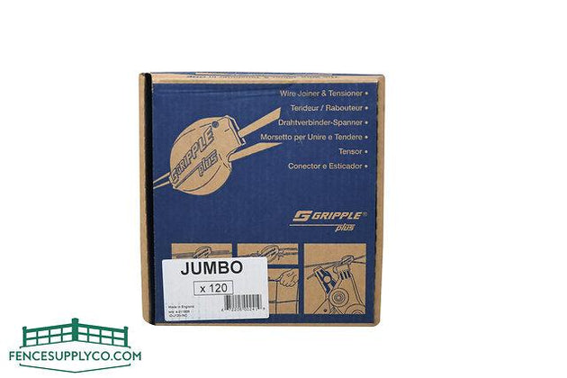 Gripple Plus Jumbo (12.5-10 Gauge) - FenceSupplyCo.com