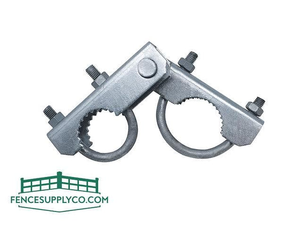 Industrial 180 Degree Gate Hinges For Chain Link