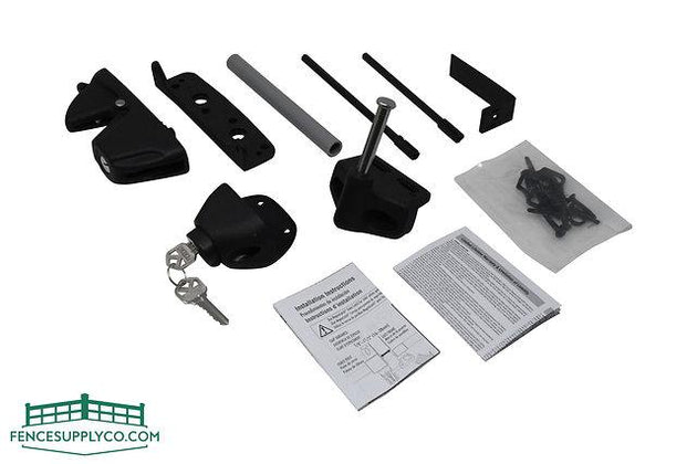 LokkLatch Deluxe Kit LLDAB-K - FenceSupplyCo.com