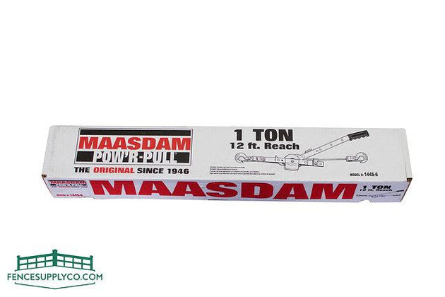 Maasdam Come-A-Long Hoist - Heavy Duty - FenceSupplyCo.com