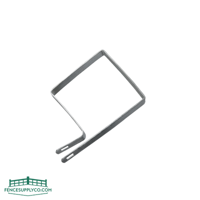 Tension Band Square Galvanized (1-1/2inch to 6inch) - FenceSupplyCo.com
