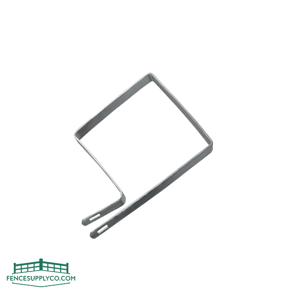Tension Band Square Galvanized - FenceSupplyCo.com